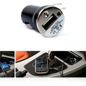 Прикуриватель USB переходник зарядки для автомобиля