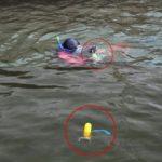 Монопод рукоятка поплавок