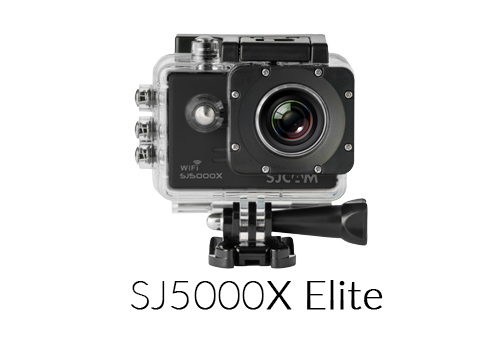 SJCAM SJ5000X ELITE экшн камера