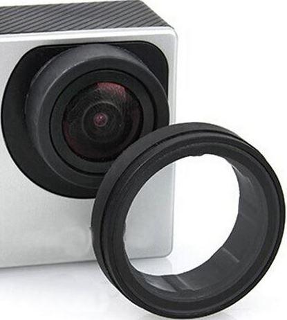 Защитное стекло для объектива экшн камеры SJCAM SJ7
